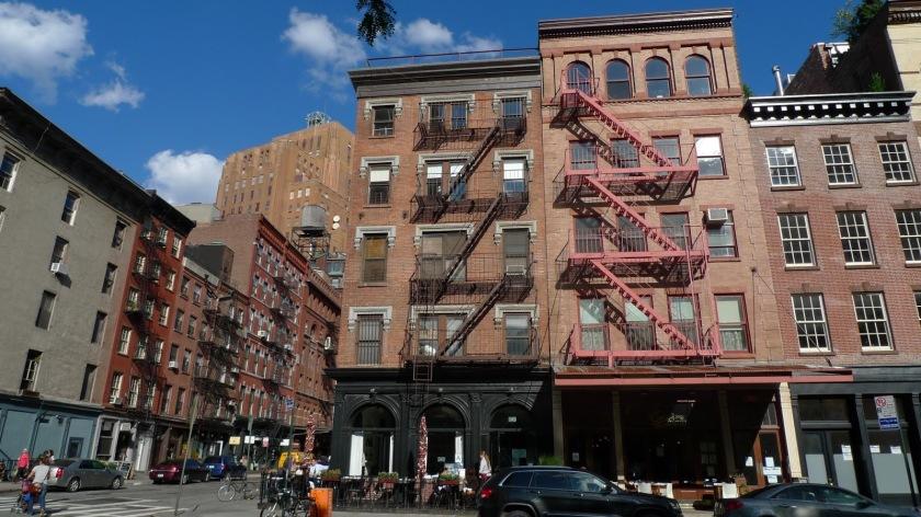 """Edificios como los que salen en """"Pretty Woman"""""""