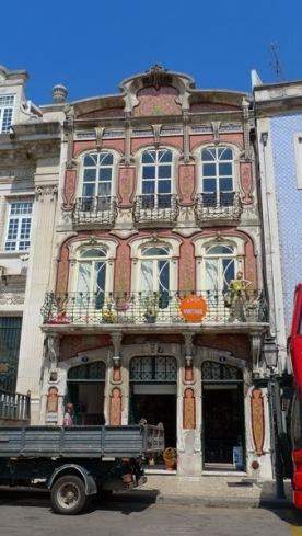 Modernismo en Aveiro