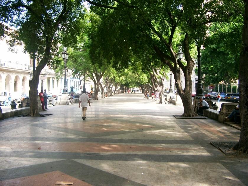 Antiguo Paseo del Prado ...*