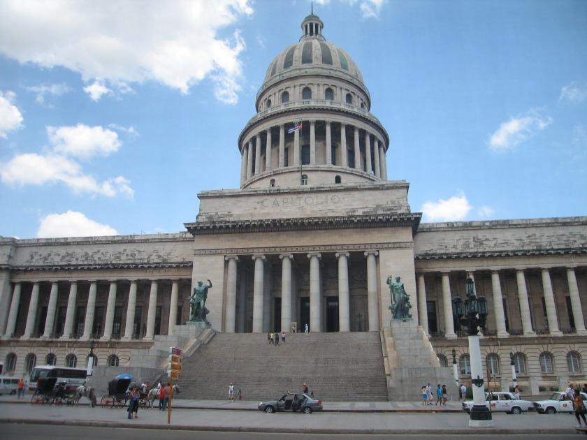 El Capitolio -made in Cuba-