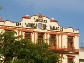 """Real Fábrica de """"puros habanos"""""""