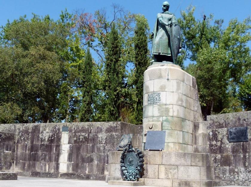 Estatua del Rey