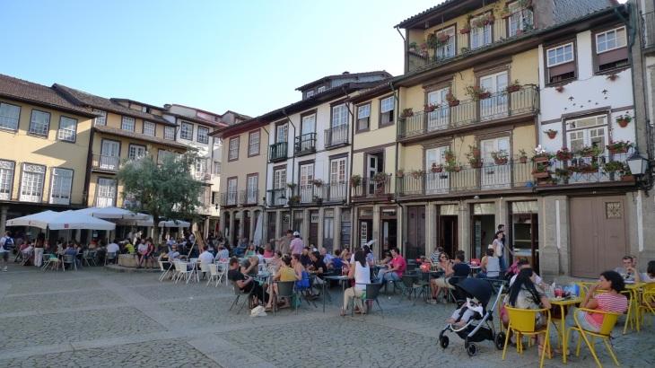 Guimaraes, el nacimiento de la nación portuguesa   TU HOBBIE TU ...