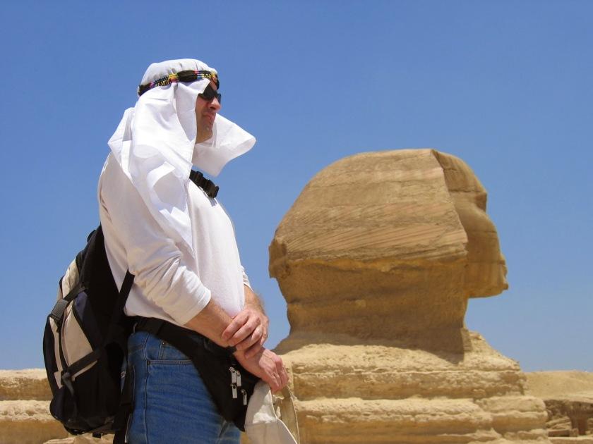 Allá donde fueres, haz lo que vieres Gran Esfinge de Gizeh - Egipto