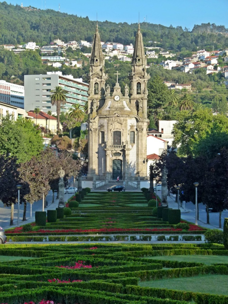 guimaraes iglesia san gualter