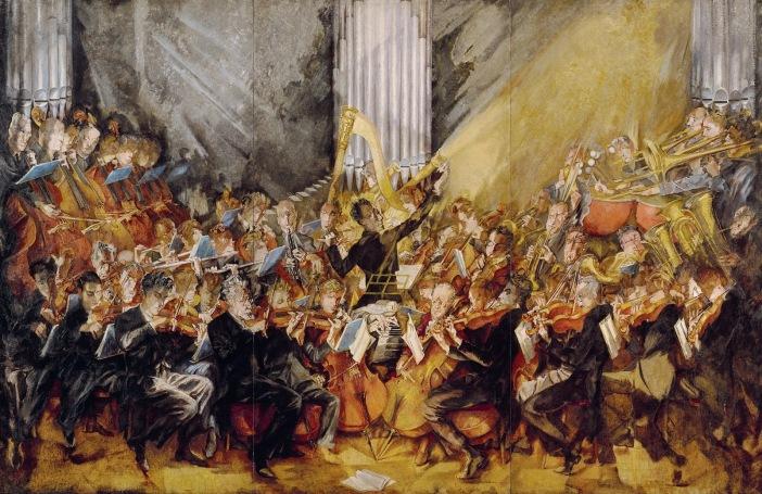 Philharmoniker, 1926-1952