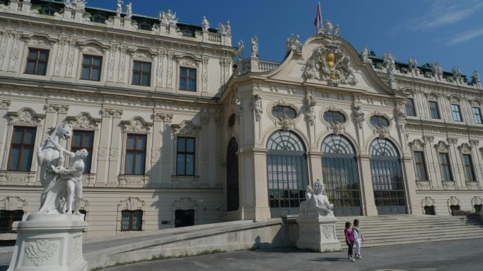 cuadros museo belvedere