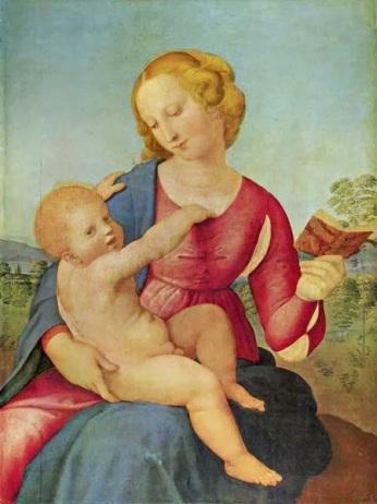 Madonna Colonna - Rafael