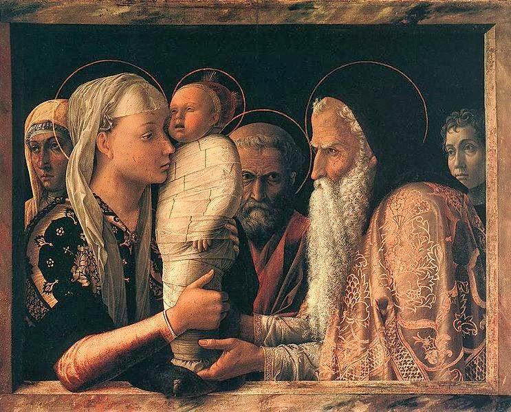 Presentación, Mantegna