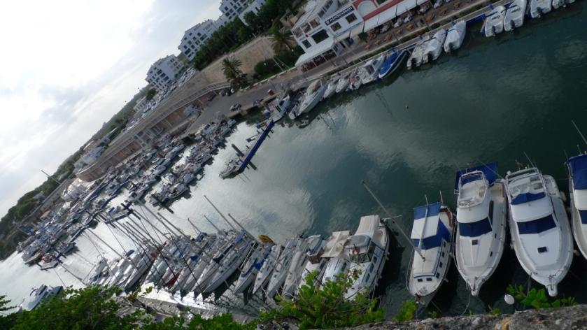 Puerto de Ciudatella