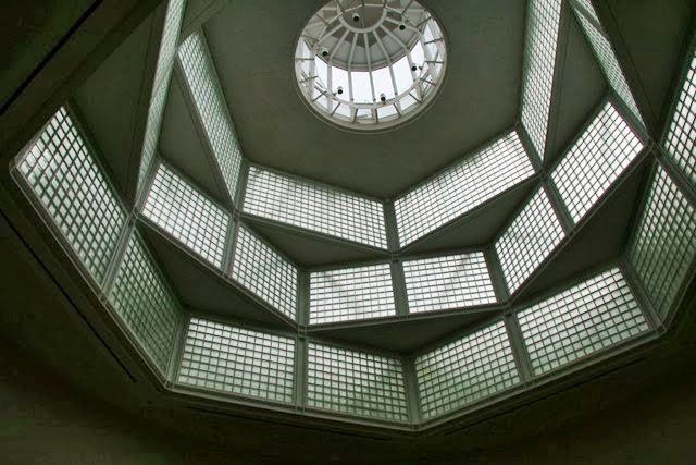 Perspectiva interior del Museo
