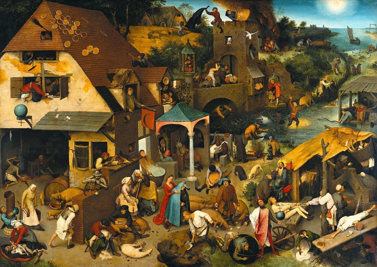 Mis cuadros favoritos, Museo Gemäldegalerie, Berlín