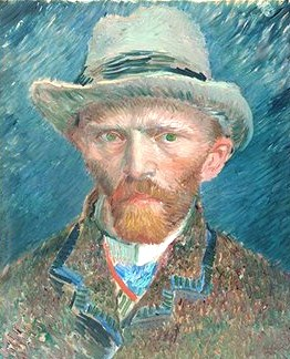 Auto-retrato de Van Gogh