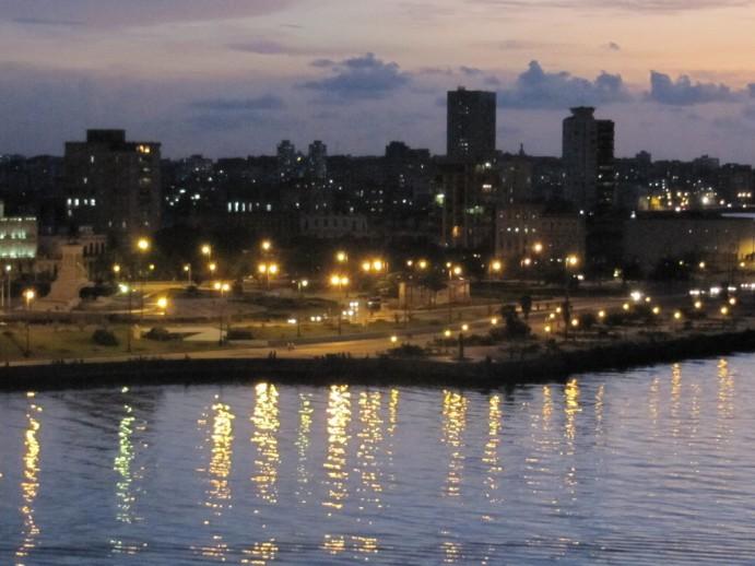 Skyline de la Habana