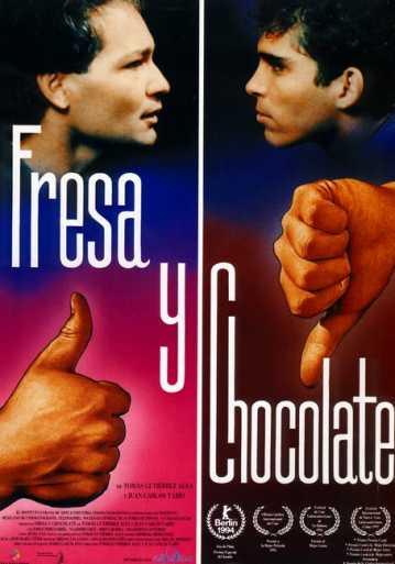 Cartel de esta mítica película cubana