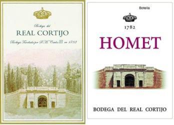 vinos homet real cortijo aranjuez