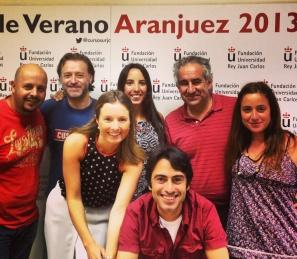 Sarralde TI en Aranjuez