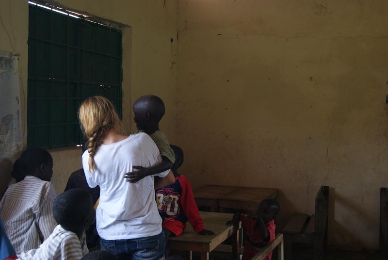 En Gambia... uno de sus mejores viajes