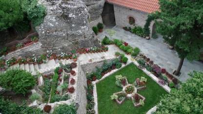 Imagen del jardín