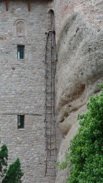 Escalas para subir - Sta Barbara-Rossenau