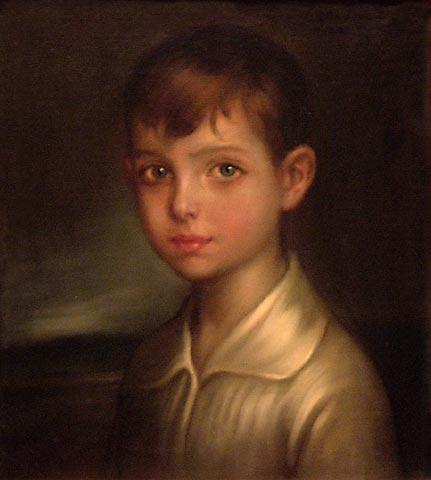 Retrato de Manuel Ruiz Maya