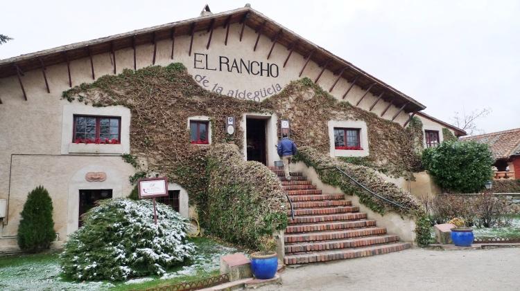 alojamiento rural madrid