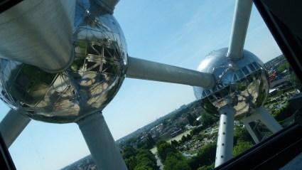 Atomium Bruselas (42)