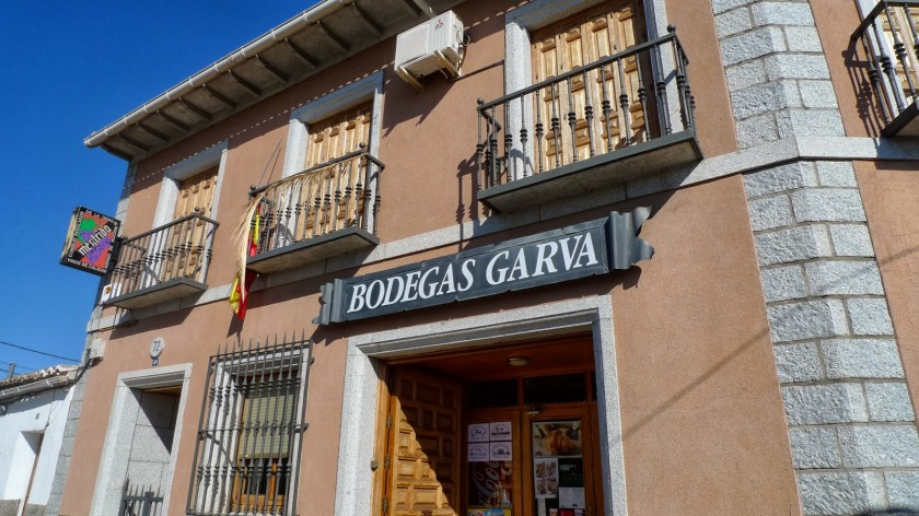 bodega garva do mentrida