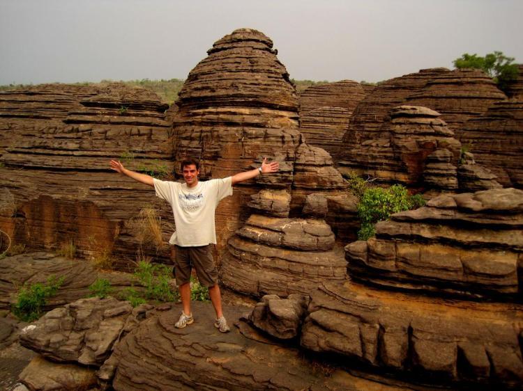 Trekking por Burkina Faso