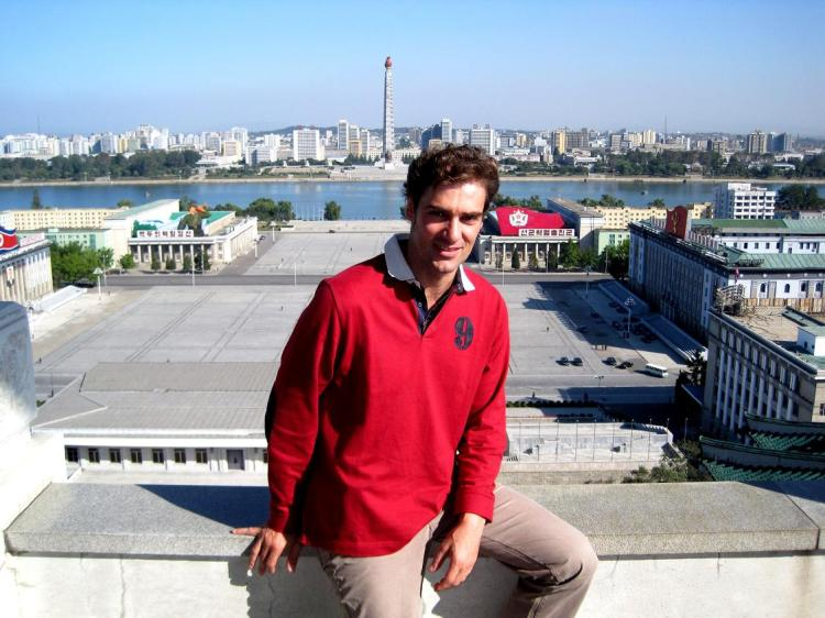 Jorsi en Pyong Yang - Corea del Norte