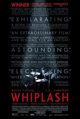 La pelicula ganadora de 2014 -Whiplash