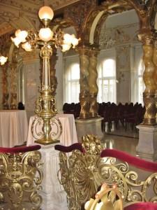 Interior Café París