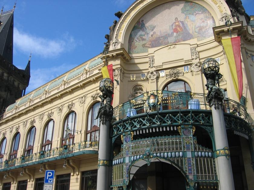 Casa Municipal Praga