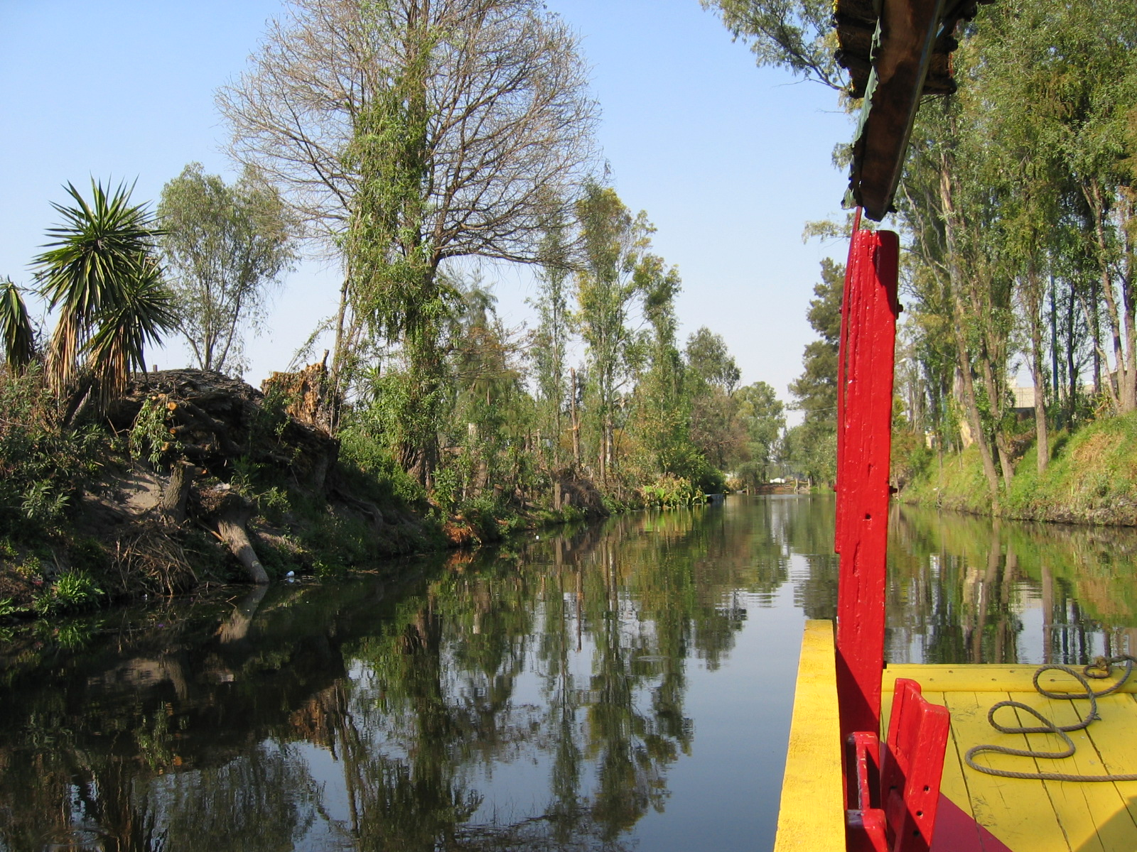 Pasamos un d a en xochimilco m xico tu hobbie tu viaje for Jardin xochimilco