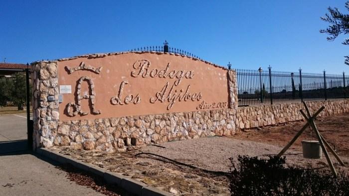 Bodega Los Aljibes, Horna Albacete (3)