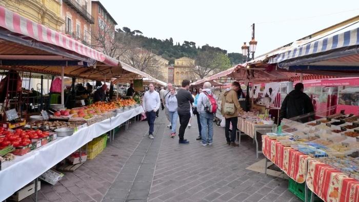 mercado flores niza