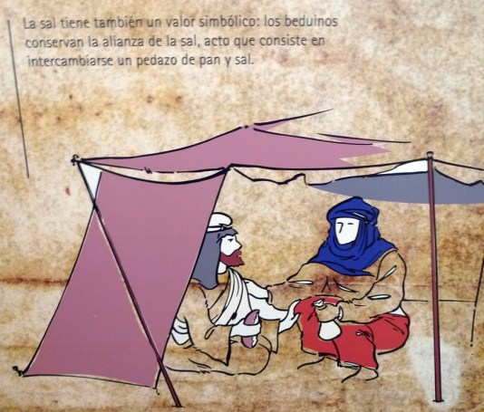 Costumbres beduinas