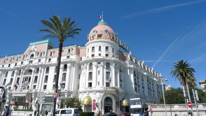 El fantástico Hotel Negresco, lo mejor de la Belle Epoque