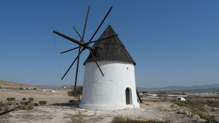Molinos de viento y puente (1)