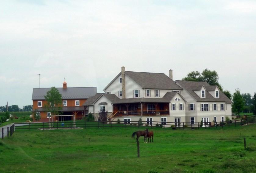 Casas de los amish