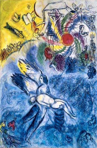 Chagall_Creacion del hombre