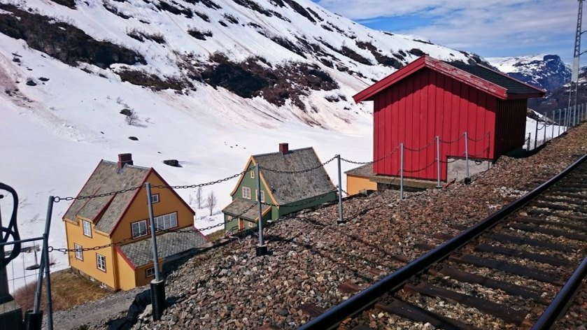 Estación de Myrdal