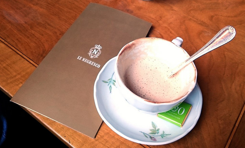 cafe hotel negresco niza