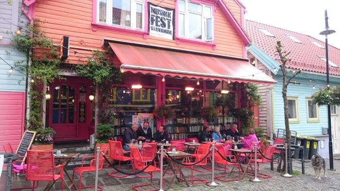 Øvre Holmegate Stavanger
