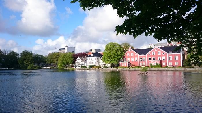 Stavanger lago
