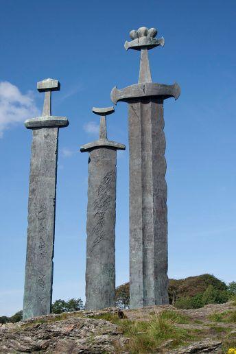monumento espadas