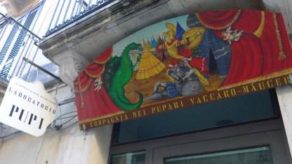 Teatro de marionetas (Puppis)