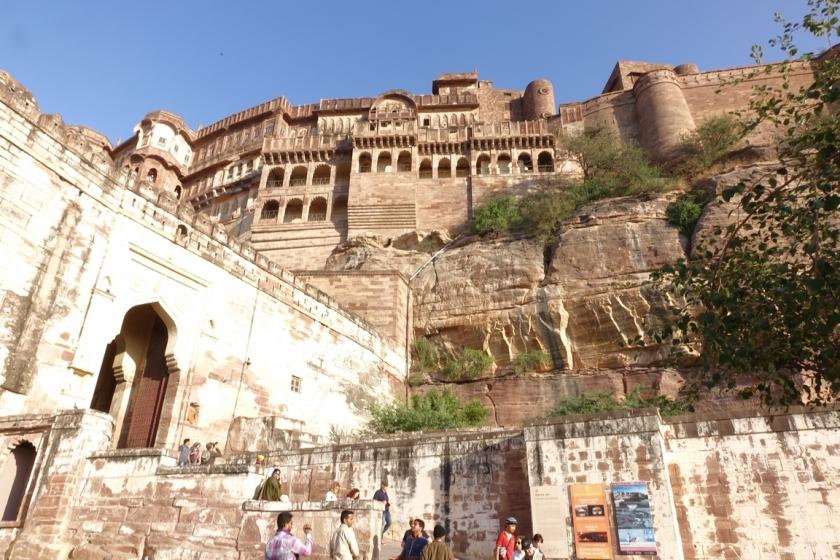 Jodhpur - fuerte Mehrangarh (28)