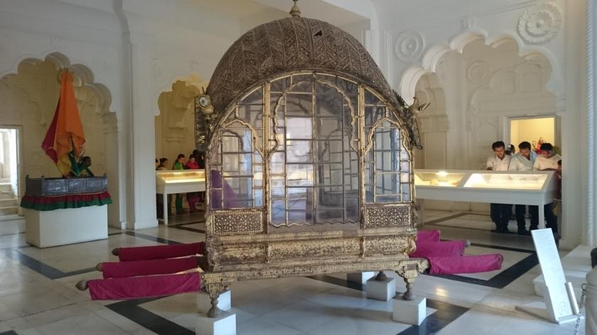 Jodhpur - fuerte Mehrangarh (3)