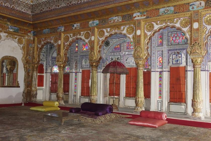 Jodhpur - fuerte Mehrangarh (41)